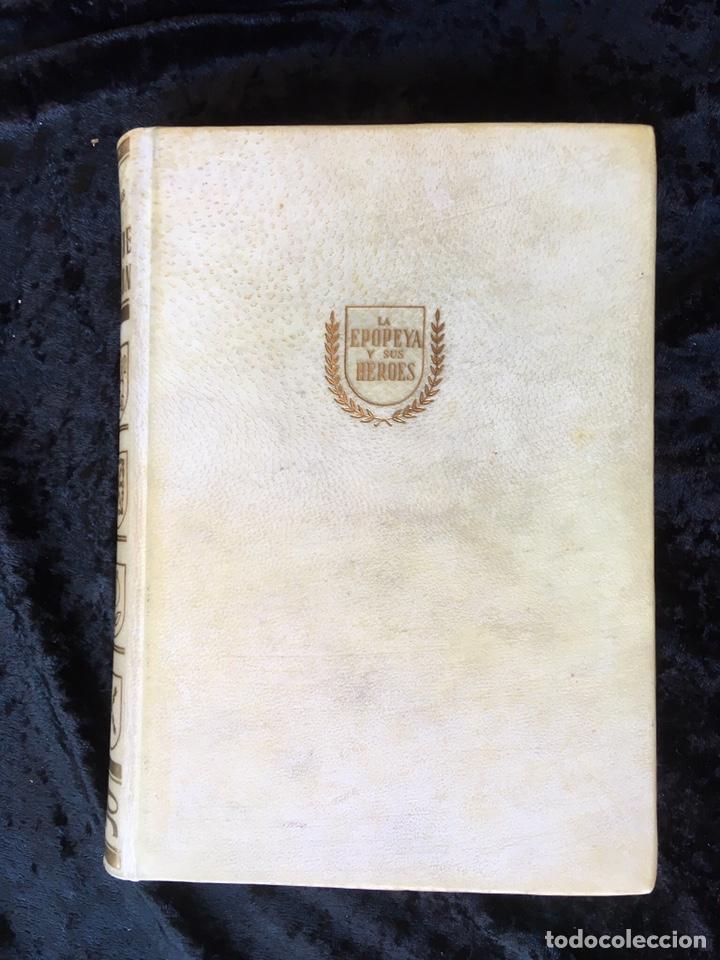 Libros de segunda mano: GUERRA DE LIBERACION - JOSE DIAZ DE VILLEGAS - FIRMA AUTOR - LIMITADA - NUMERADA - GUERRA CIVIL - - Foto 3 - 164150269
