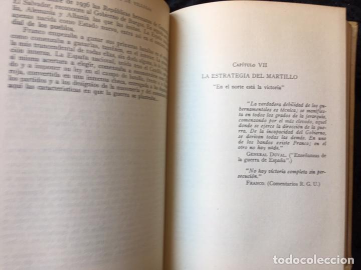 Libros de segunda mano: GUERRA DE LIBERACION - JOSE DIAZ DE VILLEGAS - FIRMA AUTOR - LIMITADA - NUMERADA - GUERRA CIVIL - - Foto 5 - 164150269