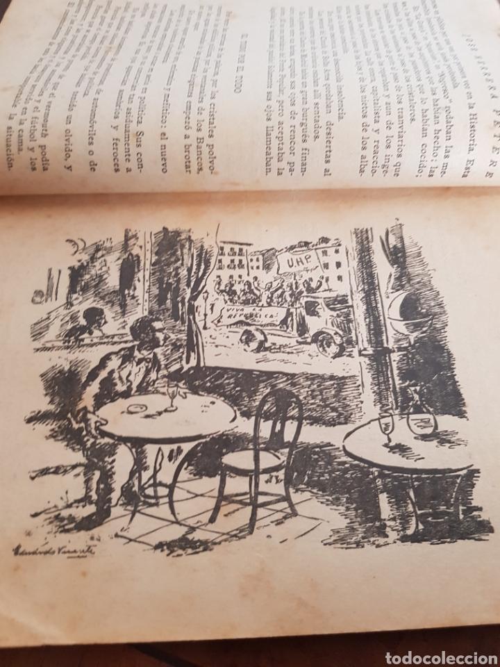 Libros de segunda mano: Muy difícil Acero de Madrid primera edición 1938 José Herrera Petere Guerra civil - Foto 3 - 164694422