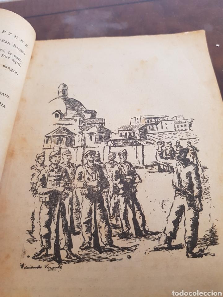 Libros de segunda mano: Muy difícil Acero de Madrid primera edición 1938 José Herrera Petere Guerra civil - Foto 4 - 164694422