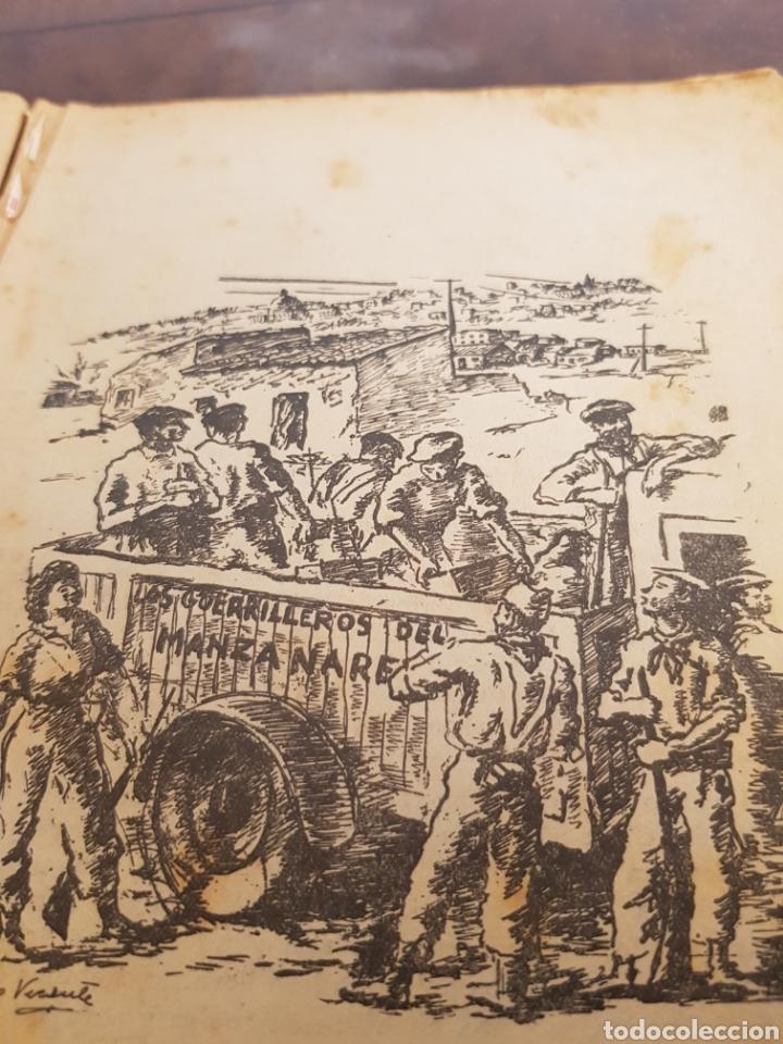Libros de segunda mano: Muy difícil Acero de Madrid primera edición 1938 José Herrera Petere Guerra civil - Foto 5 - 164694422