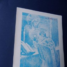 Libros de segunda mano: EL PASTOR IMMOLAT ( MN. LLUIS MIQUEL TICÓ ) MARTIR MATARÓ / SALVADOR NONELL I BRÚ / REQUETE / 1971 /. Lote 164773058