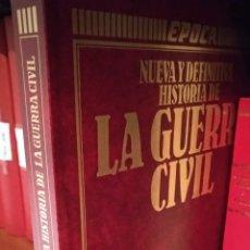 Libros de segunda mano: GUERRA CIVIL. Lote 165648772