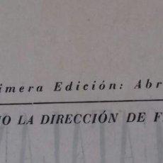 Libros de segunda mano: LOS CATALANES EN LA GUERRA DE . JOSÉ MARIA FONTANA. EDITORIAL SAMARAN 1951.. Lote 166172842