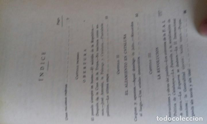 Libros de segunda mano: LOS CATALANES EN LA GUERRA DE . JOSÉ MARIA FONTANA. EDITORIAL SAMARAN 1951. - Foto 2 - 166172842