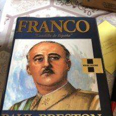 Libros de segunda mano: LIBRO FRANCO PAUL PRESTON. Lote 166370154