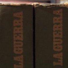 Libros de segunda mano: POR QUE PERDIMOS LA GUERRA. OBRA EN 2 TOMOS. CARLOS ROJAS. EDICIONES NAUTA. BARCELONA, 1970. Lote 166518582