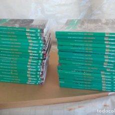 Libros de segunda mano: COLECCIÓN COMPLETA LA GUERRA CIVIL ESPAÑOLA COMPLETA, 36 VOLUMENES BIBLIOTECA EL MUNDO, 2005.. Lote 166903048