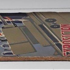 Libros de segunda mano: EXPOSICIÓN DE MATERIAL DE GUERRA TOMADO AL ENEMIGO. EDIT. A. EXT. SAN SEBASTIÁN. 1938.. Lote 167948596