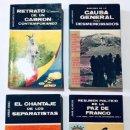 Libros de segunda mano: 4 LIBROS / GUERRA CIVIL Y POSGUERRA / SIN USAR. Lote 168347684