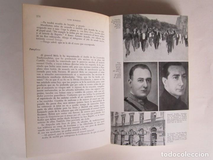 Libros de segunda mano: Luis Romero: TRES DÍAS DE JULIO (18,19 y 20 de 1936) - Foto 2 - 168385136