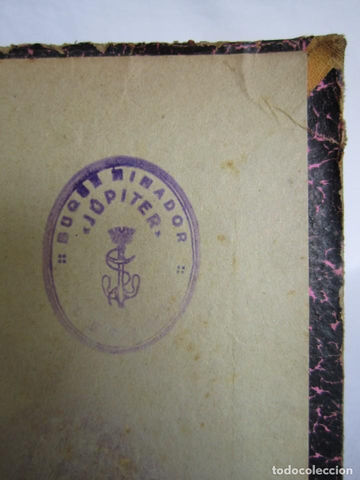 Libros de segunda mano: Tipos y sombras de la tragedia- 1ª edición 1937 - Foto 4 - 168387112