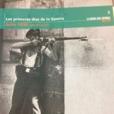 Libros de segunda mano: LA GUERRA CIVIL ESPAÑOLA (3) - EL MUNDO. Lote 168724940
