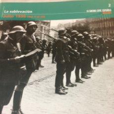 Libros de segunda mano: LA GUERRA CIVIL ESPAÑOLA (2) -EL MUNDO-. Lote 168725873
