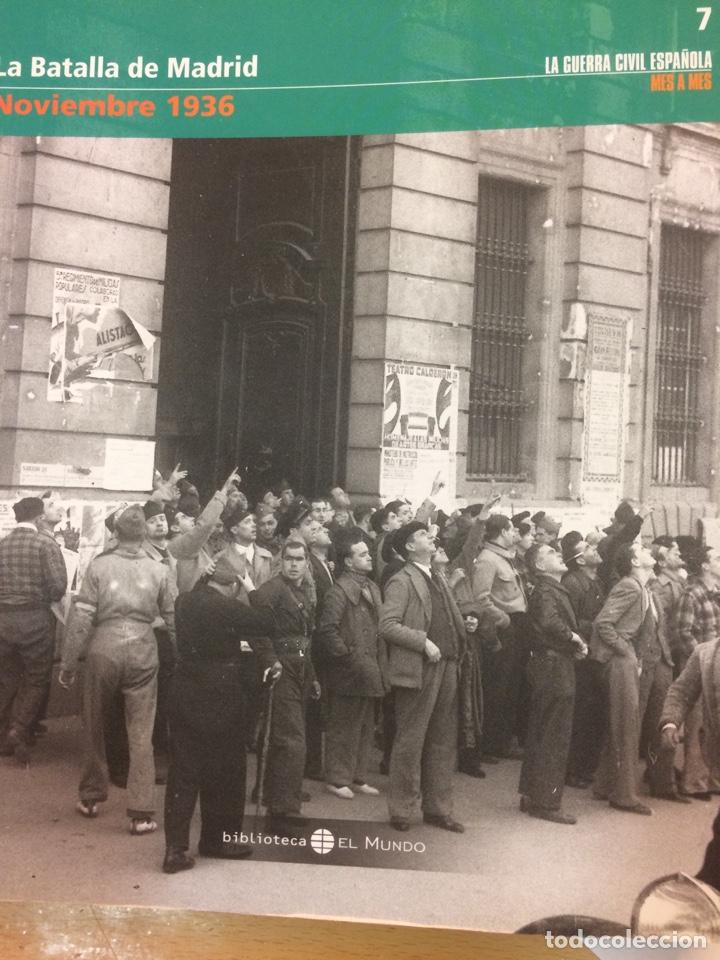 LA GUERRA CIVIL ESPAÑOLA (7) - EL MUNDO- (Libros de Segunda Mano - Historia - Guerra Civil Española)