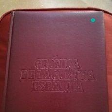Libros de segunda mano: CRÓNICA DE LA GUERRA ESPAÑOLA NO APTA PARA IRRECONOCIBLES. TOMO II, EL CHOQUE DE LAS COLUMNAS. Lote 169425024