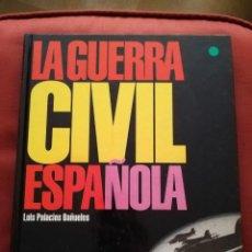 Libros de segunda mano: LA GUERRA CIVIL ESPAÑOLA. GUÍA DE VIDEOS (LUIS PALACIOS BAÑUELOS). Lote 171504664