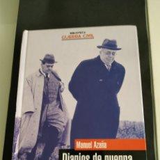 Libros de segunda mano: DIARIOS DE GUERRA. MANUEL AZAÑA. Lote 172470908