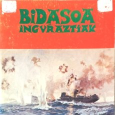 Libros de segunda mano: EL COMBATE DE CABO MATXITXAKO.. Lote 172774019