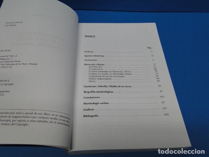 Libros de segunda mano: Persecución en la retaguardia. Cataluña 1936-1939 .- Alcalá, César - Foto 3 - 172846538