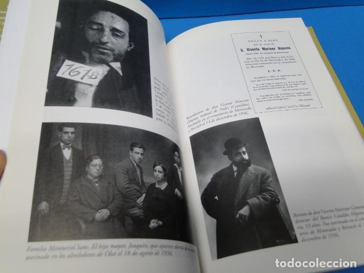 Libros de segunda mano: Persecución en la retaguardia. Cataluña 1936-1939 .- Alcalá, César - Foto 5 - 172846538