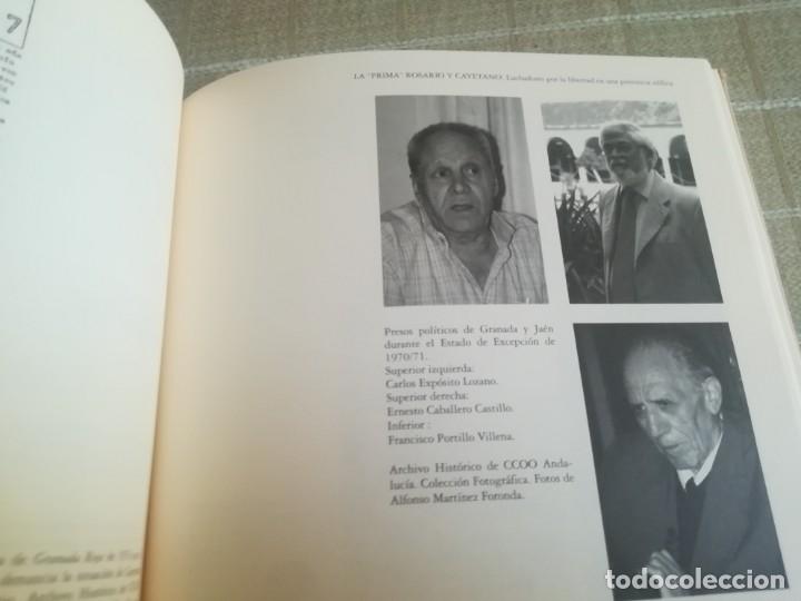 Libros de segunda mano: LIBRO LA PRIMA ROSARIO Y CAYETANO LUCHADORES POR LA LIBERTAD EN UNA PROVINCIA IDÍLICA - Foto 14 - 173011504