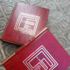 Libros de segunda mano: FRANCISCO FRANCO, UN SIGLO DE ESPAÑA-, R. DE LA CIERVA (2TOMOS), 1973.. Lote 173408778