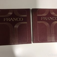 Libros de segunda mano: FRANCO ESPAÑA Y LOS ESPAÑOLES. JEAN DUMONT 1975. Lote 173593493