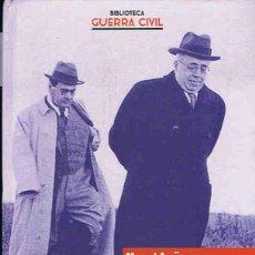 Libros de segunda mano: DIARIOS DE GUERRA. - AZAÑA. MANUEL,. Lote 173734763
