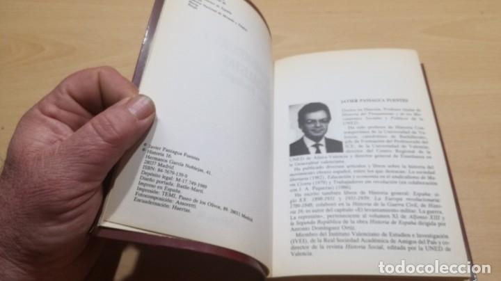 Libros de segunda mano: ANARQUISTAS Y SOCIALISTAS - JAVIER PANIAGUA - HISTORIA 16/ H201/ GUERRA CIVIL HISTORIA - Foto 5 - 173945479