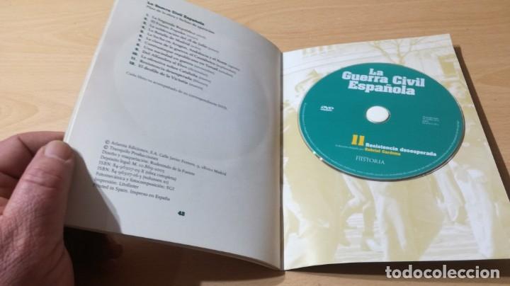 Libros de segunda mano: LA GUERRA CIVIL ESPAÑOLA II - RESISTENCIA DESESPERADA - GABRIEL CARDONA/ I-304/ GUERRA CIVIL H - Foto 3 - 173945500