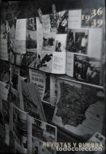 REVISTAS Y GUERRA 1936-1939. (Libros de Segunda Mano - Historia - Guerra Civil Española)
