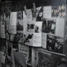 Libros de segunda mano: REVISTAS Y GUERRA 1936-1939.. Lote 173725937