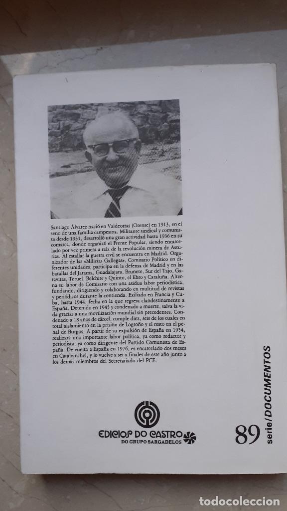 Libros de segunda mano: OSORIO TAFALL. SU PERSONALIDAD, APORTACION A LA HISTORIA. Firma autor en 1993: Santiago Alvarez - Foto 2 - 174993699