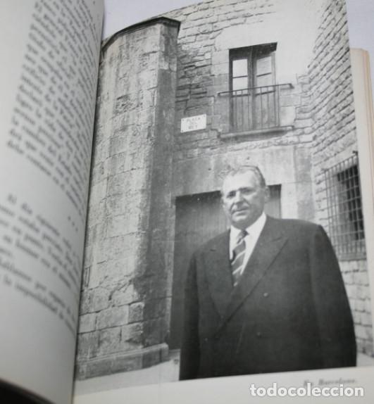 Libros de segunda mano: CONVERSACIONES CON DON JUAN DE BORBON, JOSE MARIA GIRONELLA, AGUADO 1ª ED. 1968, LIBRO - Foto 3 - 175298254