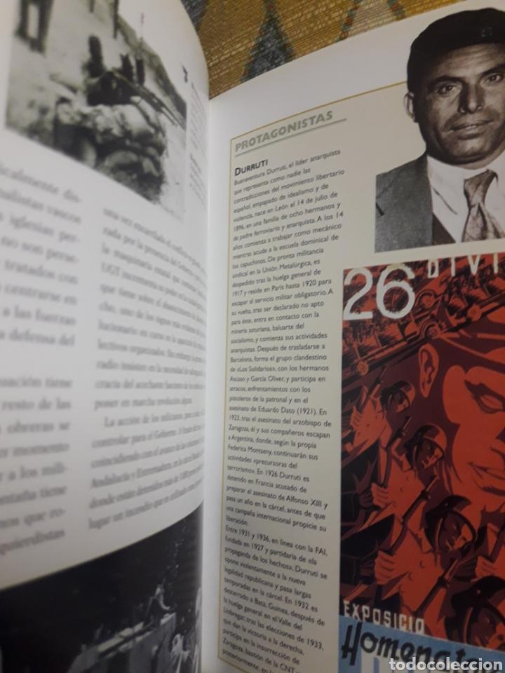 Libros de segunda mano: Libro de la guerra civil española Tikal - Foto 3 - 175519094