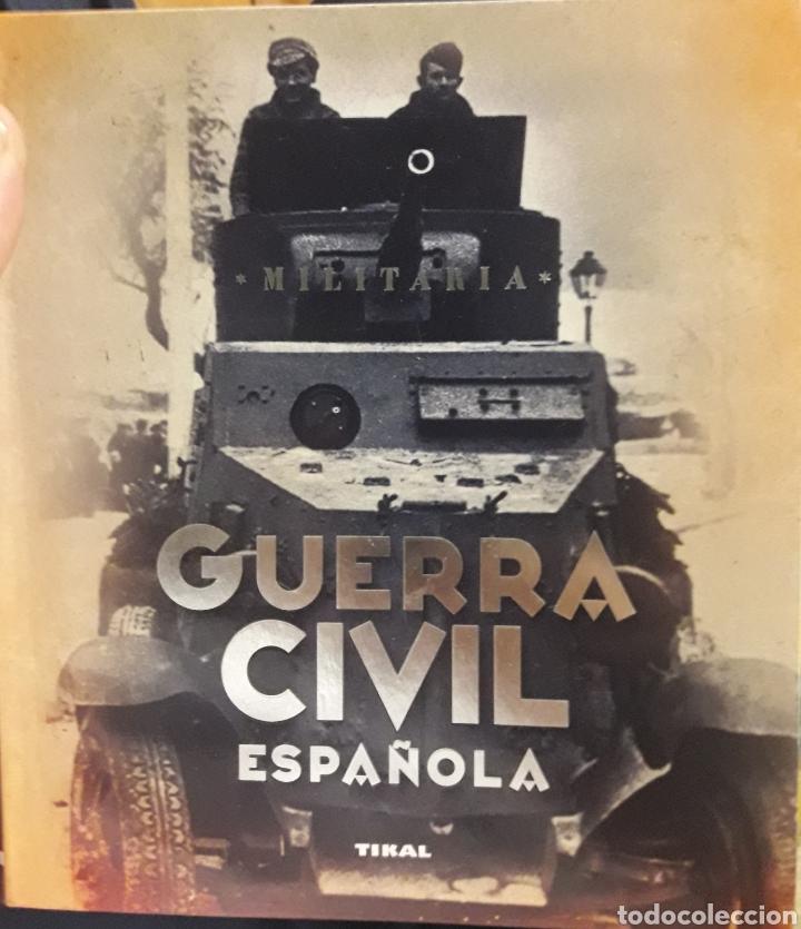 LIBRO DE LA GUERRA CIVIL ESPAÑOLA TIKAL (Libros de Segunda Mano - Historia - Guerra Civil Española)