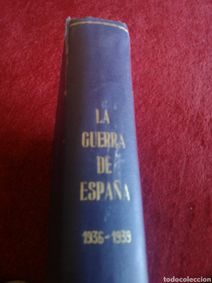 Libros de segunda mano: La Actualidad Española Coleccionable. La Guerra de España. 1936-1939 - Foto 2 - 175683090