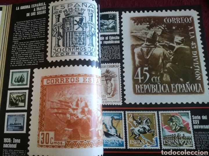 Libros de segunda mano: La Actualidad Española Coleccionable. La Guerra de España. 1936-1939 - Foto 5 - 175683090