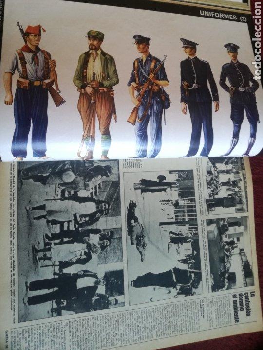 Libros de segunda mano: La Actualidad Española Coleccionable. La Guerra de España. 1936-1939 - Foto 6 - 175683090