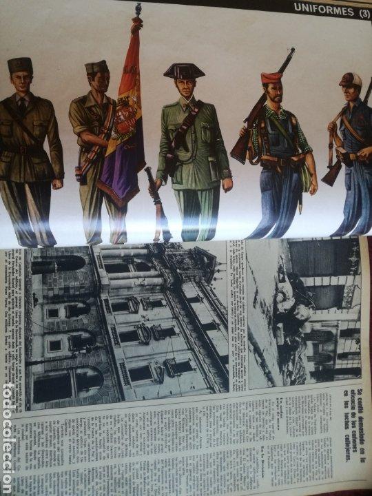 Libros de segunda mano: La Actualidad Española Coleccionable. La Guerra de España. 1936-1939 - Foto 7 - 175683090