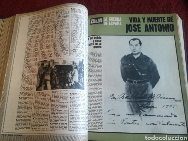 Libros de segunda mano: La Actualidad Española Coleccionable. La Guerra de España. 1936-1939 - Foto 8 - 175683090