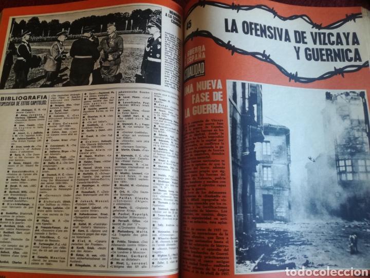 Libros de segunda mano: La Actualidad Española Coleccionable. La Guerra de España. 1936-1939 - Foto 9 - 175683090