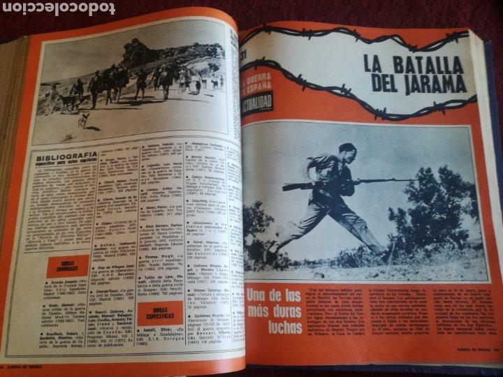 Libros de segunda mano: La Actualidad Española Coleccionable. La Guerra de España. 1936-1939 - Foto 12 - 175683090
