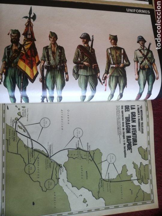 LA ACTUALIDAD ESPAÑOLA COLECCIONABLE. LA GUERRA DE ESPAÑA. 1936-1939 (Libros de Segunda Mano - Historia - Guerra Civil Española)