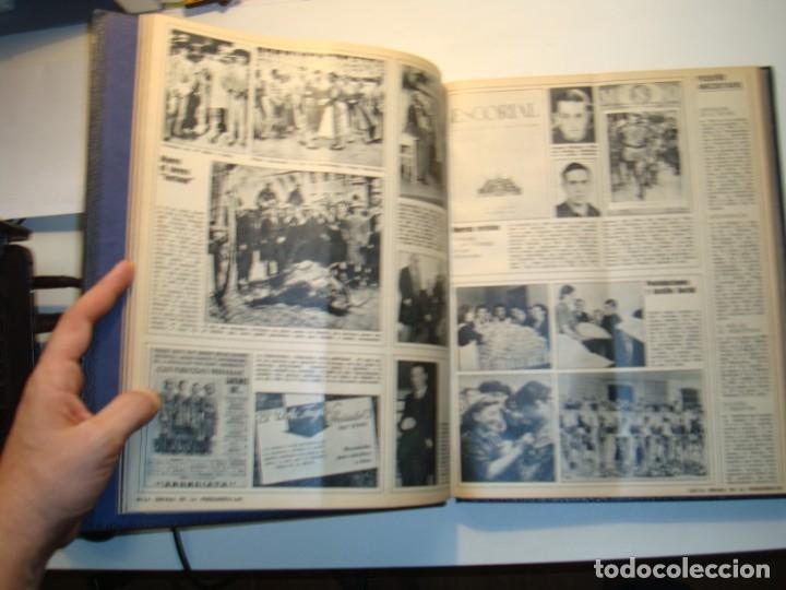 Libros de segunda mano: LA ESPAÑA DE LA POSGUERRA 1939-1949 + FRANCO 40 AÑOS DE LA HISTORIA DE ESPAÑA (CON FLEXI) ACTUALIDAD - Foto 5 - 175741648