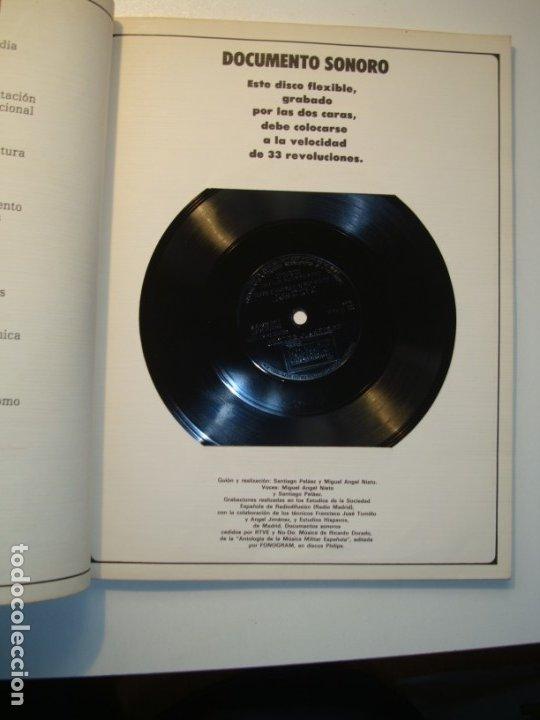 Libros de segunda mano: LA ESPAÑA DE LA POSGUERRA 1939-1949 + FRANCO 40 AÑOS DE LA HISTORIA DE ESPAÑA (CON FLEXI) ACTUALIDAD - Foto 7 - 175741648