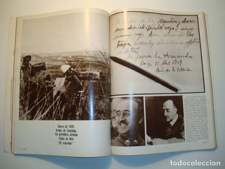 Libros de segunda mano: LA ESPAÑA DE LA POSGUERRA 1939-1949 + FRANCO 40 AÑOS DE LA HISTORIA DE ESPAÑA (CON FLEXI) ACTUALIDAD - Foto 8 - 175741648