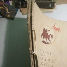 Libros de segunda mano: HISTORIA DE LA CRUZADA ESPAÑOLA. Lote 175868303