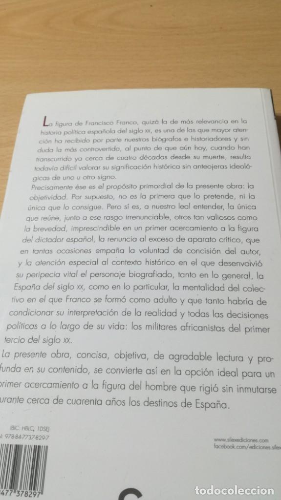 Libros de segunda mano: FRANCISCO FRANCO - LA OBSESION POR DURAR - LUIS E IÑIGO FERNANDEZ/ L - 101 - Foto 3 - 176252128
